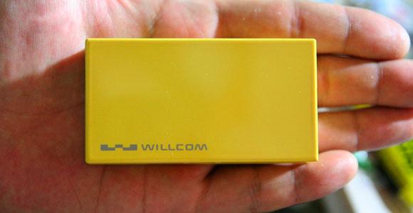 willcom 9